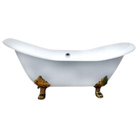 Ванна  чугунная овальная Elegansa Н0000362