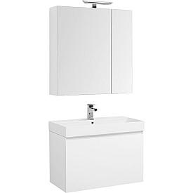 Комплект мебели для ванной комнаты Aquanet 203644