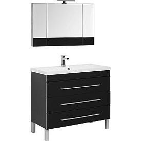 Комплект мебели для ванной комнаты    Aquanet #00230323