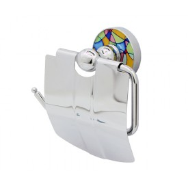 K-2225 Держатель туалетной бумаги с крышкой WasserKRAFT