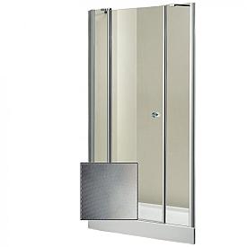 Дверь в проём Cezares TRIUMPH-B-13-40+60/50-P-Cr-L