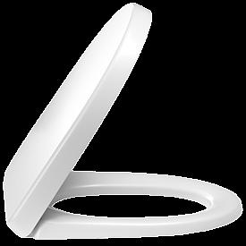 Крышка-сиденье Jacob Delafon E70011-00 с микролифтом, петли хром