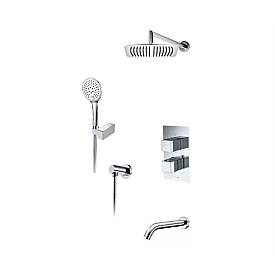 Душевой комплект для ванной WasserKRAFT А171519 Thermo