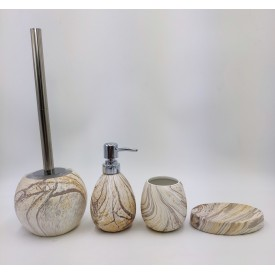 Керамический набор для ванной под камень Gid Desert 50 33311