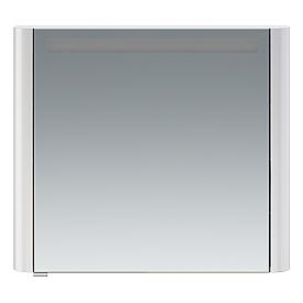 Зеркальный шкаф  современный AM.PM M30MCR0801WG