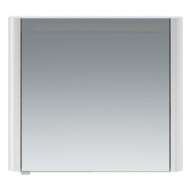 Зеркальный шкаф  с подсветкой AM.PM M30MCR0801WG