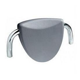 Подголовник для ванны Riho Claudia серебристый AH09115