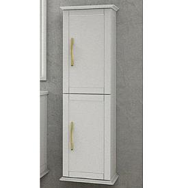 Шкаф-пенал белый NEW CLASSICO (Cezares) 54963