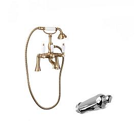 Смеситель для ванны Cezares FIRST-PBV-02-M