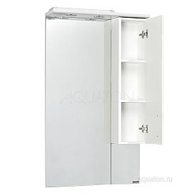 Зеркальный шкаф с подсветкой AQUATON Марсия 1A007502MS01L