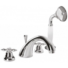 Смеситель для ванны Cezares GOLF-BVD-01