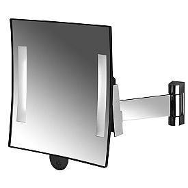 Зеркало с подсветкой к стене 3Х SONIA 175079