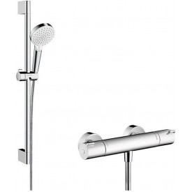 Встраиваемый смеситель для ванной с душем Hansgrohe  27812400