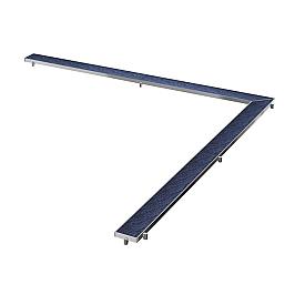 """Основа для плитки угловая TECEdrainline """"plate"""" TECE 611270"""