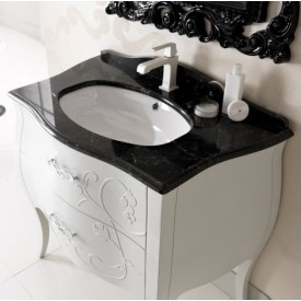 Столешница в ванную CLASSICO (Cezares) TULIPTOP93MARQ