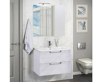 Зеркало-шкаф Comforty Генуя-75 00004145530