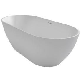 Ванна  искусственный камень белая Riho BS1000500000000