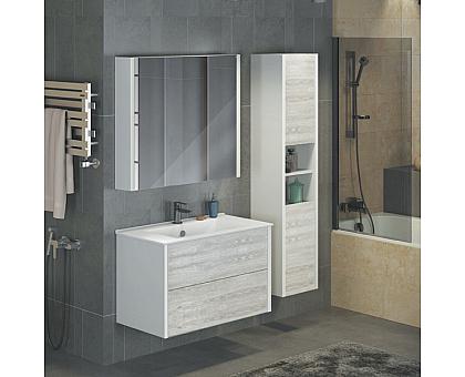 Зеркало-шкаф Comforty Женева-90 00004137132