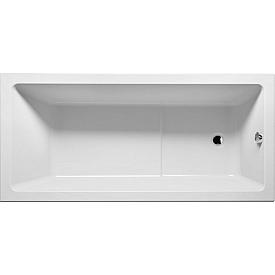 Прямоугольная гидромассажная ванна Riho  Lusso 170х80 BA1200500000000