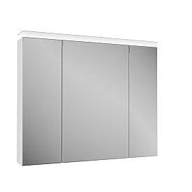 Зеркальный шкаф  белый OWL 1975 OW020500