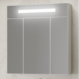 Зеркальный шкафчик Фреш 80 Smile Z0000010398