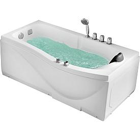 Угловая ванна Gemy  G9010 B L