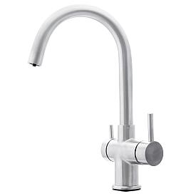 Смеситель для кухни с каналом для фильтрованной воды Swedbe Selene Plus 8040