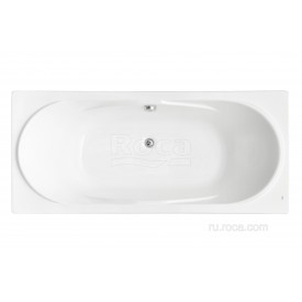 Прямоугольная акриловая ванна Roca  180х80 7.2485.2.500.0
