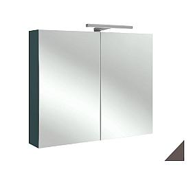 Зеркальный шкаф Jacob Delafon 80 см со светодиодной подсветкой EB796RU-G80