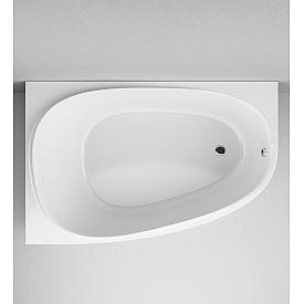 Ванна металлическая AM.PM W80A-170R110W-A