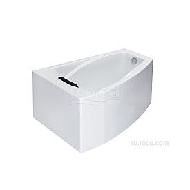 Акриловая ванна Roca Hall Angular ZRU9302864 асимметричная левая белая 150х100