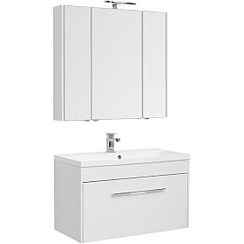 Комплект мебели для ванной комнаты Aquanet 225238