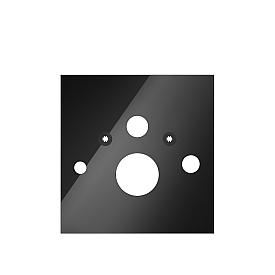 Стеклянная панель TECE lux 9650106 нижняя