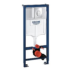 Инсталляция Grohe 3 в 1 для подвесного унитаза 38721001