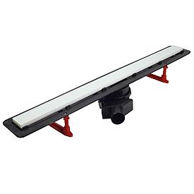 Душевой лоток Pestan Confluo Frameless Line 650 White Glass 13701213