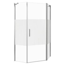 Душевое ограждение PANDORA PNT-100-T-CH GOOD DOOR ПД00049