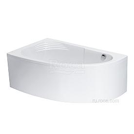 Акриловая ванна Roca Merida ZRU9302993 асимметричная правая белая 170х100