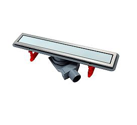 Душевой лоток Pestan Confluo Premium White Glass Line 300 13000280 Pestan