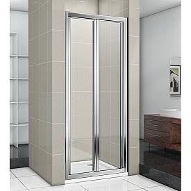 Душевое ограждение INFINITY SD-90-C-CH GOOD DOOR ИН00050