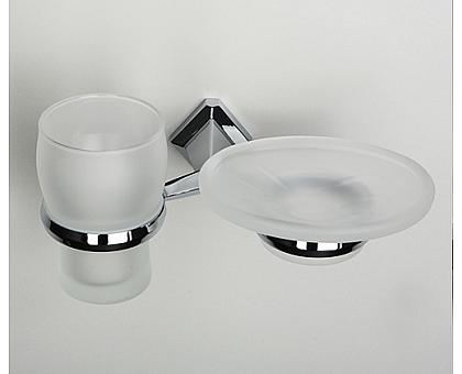 K-1126 Держатель стакана и мыльницы WasserKRAFT