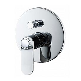 Смеситель для ванной BelBagno BOR-BASM-CRM