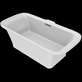 Ванна  искусственный камень белая Jacob Delafon E6D034-00