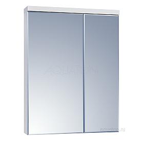 Зеркальный шкаф с подсветкой AQUATON Брук 1A200502BC010