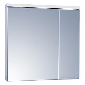 Зеркальный шкаф с подсветкой AQUATON Брук 1A200602BC010