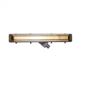 Душевой лоток Pestan Confluo Premium Line 750 Gold 13100054
