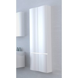 Шкаф - колонна Ондина двустворчатая белый Aquaton 1A175803OD010