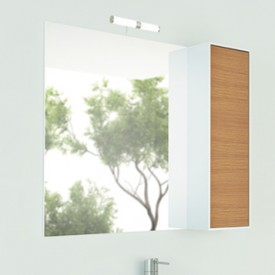 Зеркало-шкаф Comforty Сухуми-90 00004134841