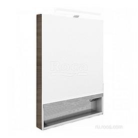 Зеркальный шкаф с подсветкой Roca The Gap ZRU9302844