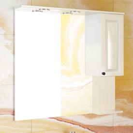 Зеркало-шкаф Comforty Севилья-85 00003132625