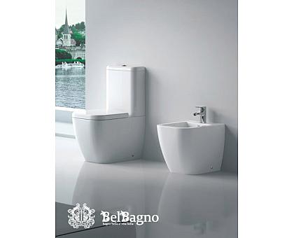 Чаша унитаза BelBagno BB10100CP